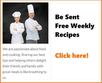 free weekly recipes page