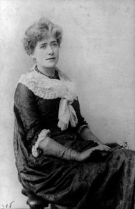 Image shows Ellen Terry.