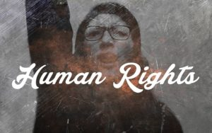 Image promotes equal rights.