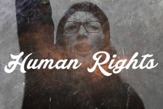 Equal human rights are depicted in this image.