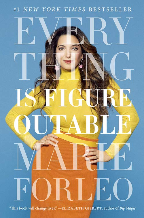 Cover of the book: Everything Is Figureoutable.